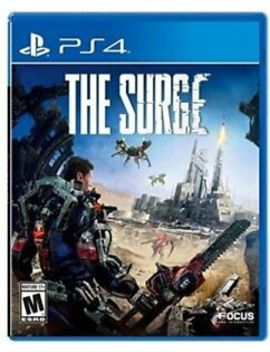 The Surge   Play Station 4 Ps 4 Brand New Factory Sealed Best Video Game Kids by Maximum Games