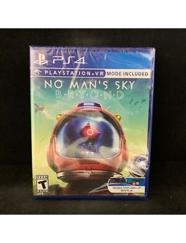 No Man's Sky Beyond (Ps4) Brand New / Region Free by Ebay Seller