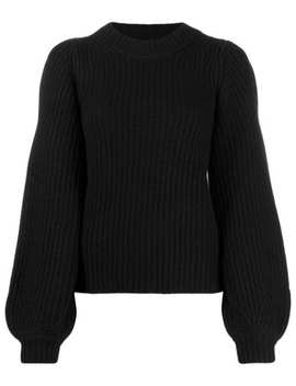 Puff Sleeve Sweater by Michael Michael Kors