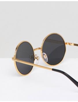 Vogue   Eyewear   Lunettes De Soleil Rondes Par Gigi Hadid by Vogue