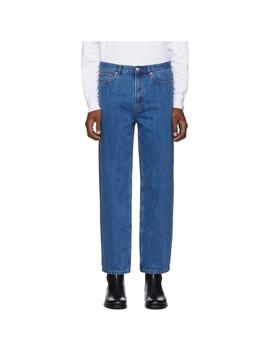 Indigo Martin Jeans by A.P.C.
