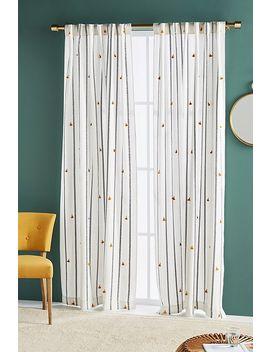 Tasselled Nara Curtain by Anthropologie