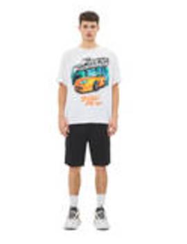 Fast And Furious Baskılı T Shirt by Bershka