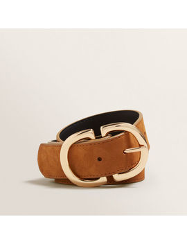 Ring Buckle Belt by Seed Heritage