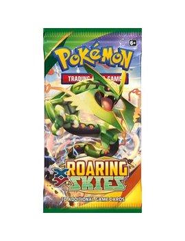 Pokemon Xy Roaring Skies Booster Pack by Pokemon Usa