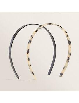 Skinny Tort Headband by Seed Heritage