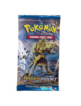 Xy Breakpoint Booster Pack (Pokemon) by Nintendo