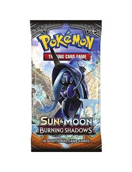 Pokemon Sun & Moon Burning Shadows Booster Pack by Pokemon Usa