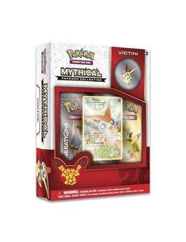 Pokemon Victini Mythical Pin Collection Box Set by Pok��Mon