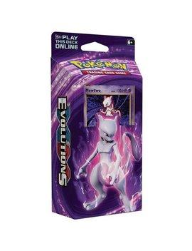 Pokemon Evolutions Mewtwo Theme Deck by Pokemon   Starter, Theme & Special Decks Pokemon Company International