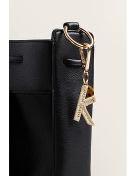 Letter Keyring by Seed Heritage