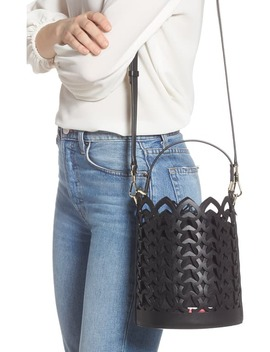 Small Dorie Leather Bucket Bag by Kate Spade New York