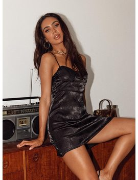 Wicked Games Mini Dress by Princess Polly