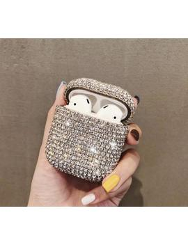 Bling Diamond Apple Air Pods Case by Etsy