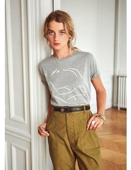 Woman Body T Shirt by Sézane