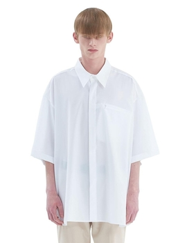 Invoice Label Shirt White by Add