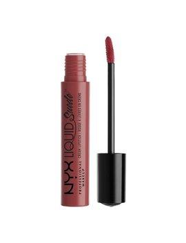 Nyx Professional Makeup Liquid Suede Cream Lipstick, Soft Spoken by Nyx Professional Makeup