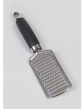 Stainless Steel Grater (25cm X 6cm) by Matalan