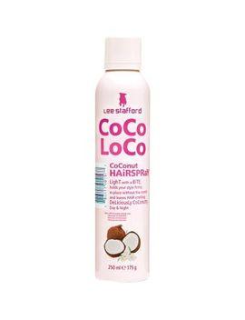Lee Stafford Coco Loco Coconut Hairspray 250ml by Lee Stafford