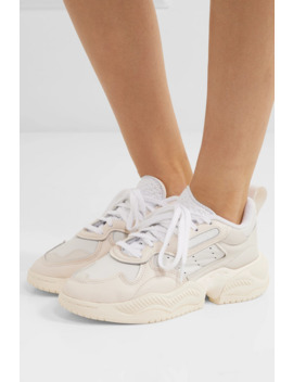 Supercourt Rx Leather Sneakers by Adidas Originals