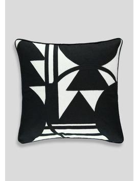 Bold Shapes Cushion (46cm X 46cm) by Matalan