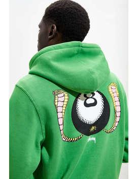 Stussy Cobra 8 Hoodie Sweatshirt by Stussy