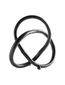 Black Metal Knot by Pier1 Imports