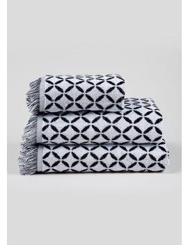 Tassel Towels by Matalan