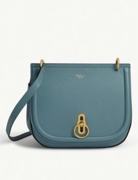 Amberley Smooth Leather Satchel by Mulberry