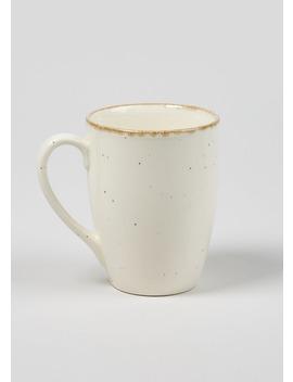 Speckle Mug (11cm X 9cm) by Matalan