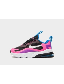 Nike Air Max 270 React Baby's by Nike