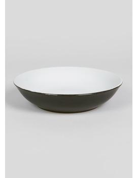 Stoneware Pasta Bowl (20cm X 6cm) by Matalan