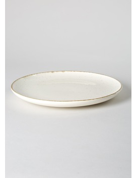 Speckle Dinner Plate (27cm) by Matalan