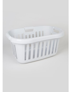 Laundry Basket (60cm X 30cm) by Matalan