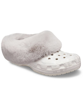 Classic Mammoth Luxe Metallic Lined Clog Classic Mammoth Luxe Metallic Lined Clog by Crocs