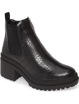 Brixton Chelsea Boot by Topshop