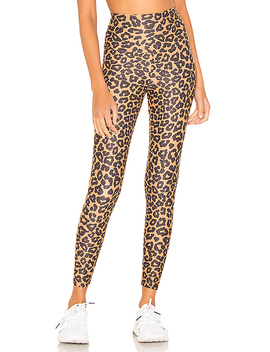 Piper Legging In Leopard by Beach Riot