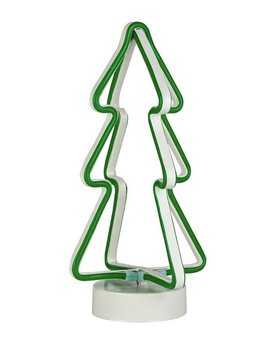 Argos Home Rudolph's Day Off Neon Light Up Tree889/2076 by Argos