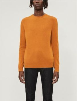 Jinks Wool And Cashmere Blend Jumper by Reiss