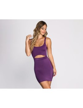 Life Of The Party Mini Dress by Windsor