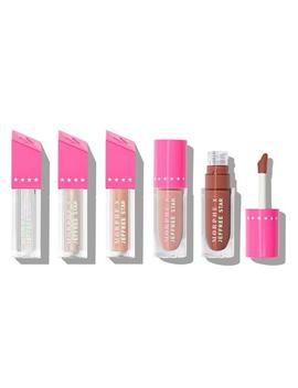 Morphe X Jeffree Star Iconic Nudes Lip Collection by Morphe