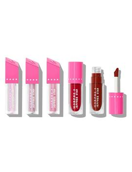 Morphe X Jeffree Star Iconic Bolds Lip Collection by Morphe
