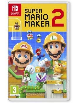 Super Mario Maker 2 Nintendo Switch Game121/1719 by Argos