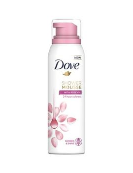 Dove Rose Oil Shower Mousse 200ml by Dove