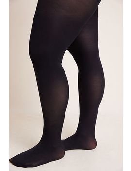 Hansel From Basel Opaque Tights by Hansel From Basel