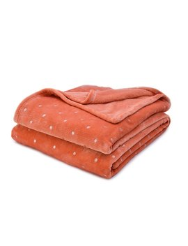 Tinker Polka Dot Blanket by House Of Hampton