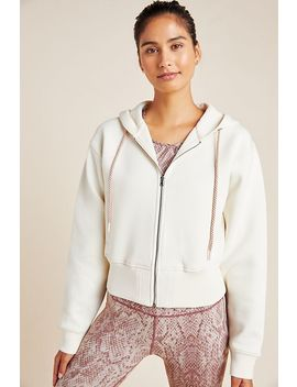 Varley Abourne Zip Front Hoodie by Varley