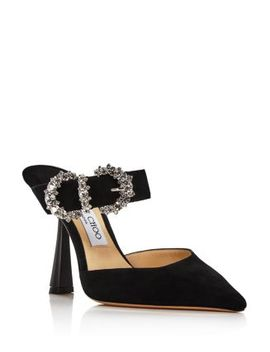 Women's Smoky 100 Pointed Toe Pumps by Jimmy Choo