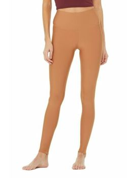 Alo High Waisted Airlift Airbrush Legging   Sale by Alo