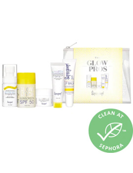 The Glow Pros Kit by Supergoop!